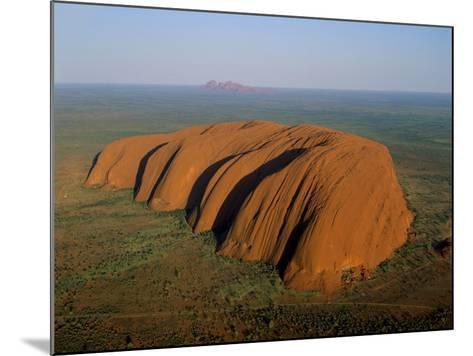 Uluru, Kata Tjuta National Park, Northern Territory, Australia-Steve Vidler-Mounted Photographic Print