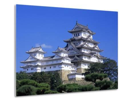 Himeji Castle, Honshu, Japan-Steve Vidler-Metal Print