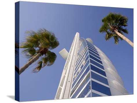 Burj Al Arab Hotel, Dubai, United Arab Emirates-Gavin Hellier-Stretched Canvas Print