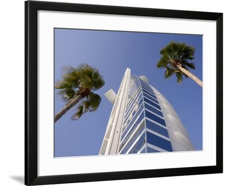Burj Al Arab Hotel, Dubai, United Arab Emirates-Gavin Hellier-Framed Art Print