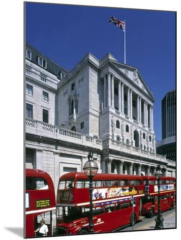Bank of England, London, England-Rex Butcher-Mounted Photographic Print
