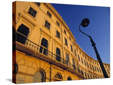 Adelaide Crescent, Hove, Brighton, East Sussex, England-Jon Arnold-Stretched Canvas Print