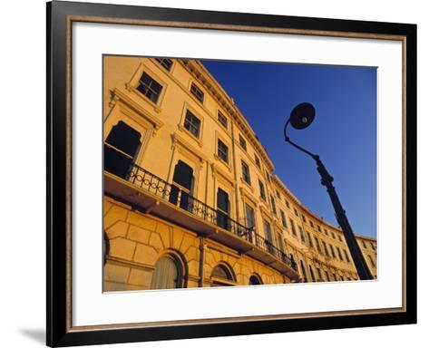 Adelaide Crescent, Hove, Brighton, East Sussex, England-Jon Arnold-Framed Art Print