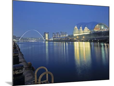 Sage Theatre, Gateshead, Newcastle, Tyne and Wear, England-Robert Lazenby-Mounted Photographic Print