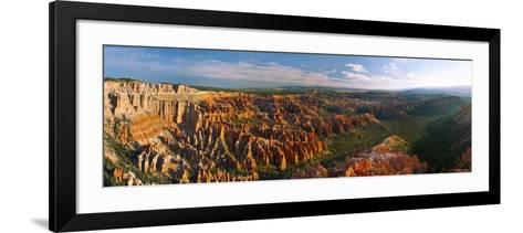 Bryce Canyon National Park, Utah, USA-Michele Falzone-Framed Art Print