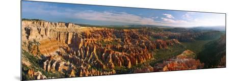 Bryce Canyon National Park, Utah, USA-Michele Falzone-Mounted Photographic Print