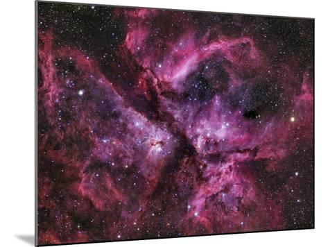 The Eta Carinae Nebula-Stocktrek Images-Mounted Photographic Print