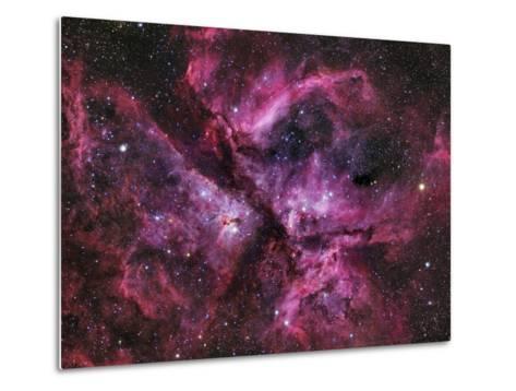 The Eta Carinae Nebula-Stocktrek Images-Metal Print