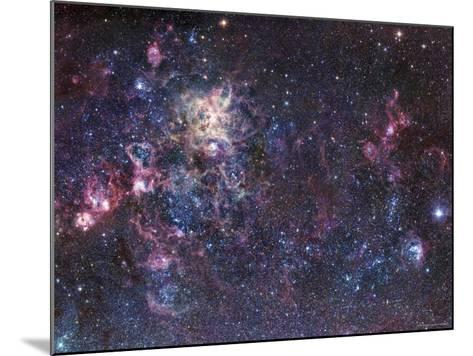 The Tarantula Nebula-Stocktrek Images-Mounted Photographic Print