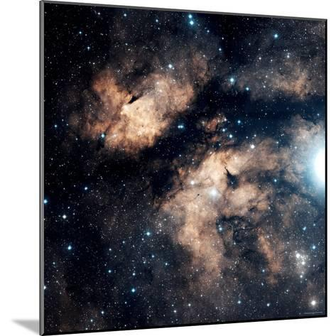 Butterfly Nebula-Stocktrek Images-Mounted Photographic Print