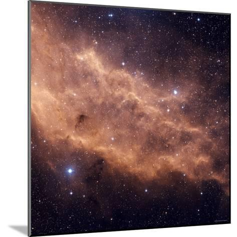 California Nebula-Stocktrek Images-Mounted Photographic Print