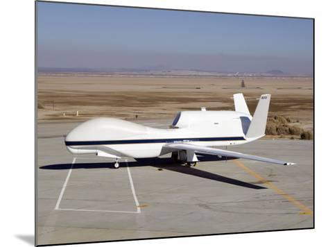 RQ-4 Global Hawk-Stocktrek Images-Mounted Photographic Print