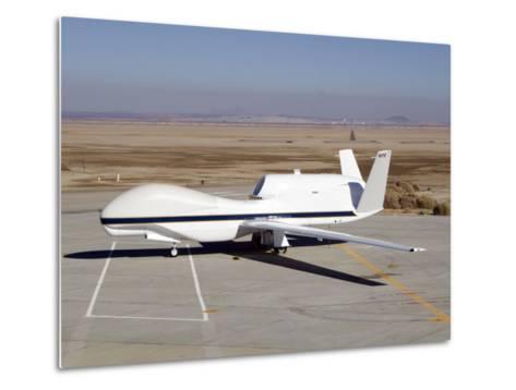 RQ-4 Global Hawk-Stocktrek Images-Metal Print