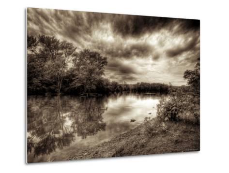 Fox River-Stephen Arens-Metal Print