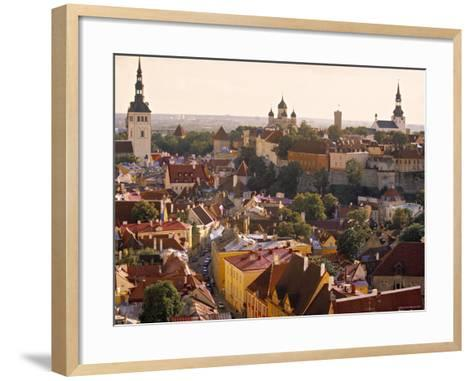 Tallinn, Estonia-Peter Adams-Framed Art Print