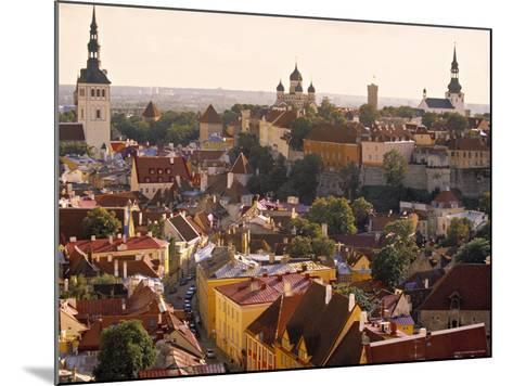 Tallinn, Estonia-Peter Adams-Mounted Photographic Print