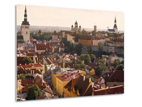 Tallinn, Estonia-Peter Adams-Metal Print
