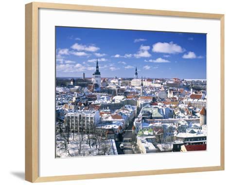 Tallinn, Estonia-Gavin Hellier-Framed Art Print