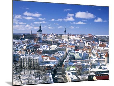 Tallinn, Estonia-Gavin Hellier-Mounted Photographic Print