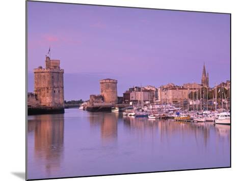 Old Harbour, La Rochelle, Poitou Charentes, France-Doug Pearson-Mounted Photographic Print