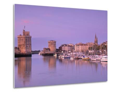 Old Harbour, La Rochelle, Poitou Charentes, France-Doug Pearson-Metal Print