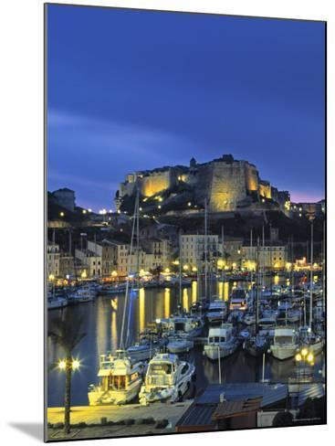 Bonifacio, Corsica, France-Doug Pearson-Mounted Photographic Print
