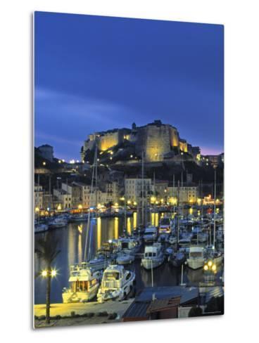 Bonifacio, Corsica, France-Doug Pearson-Metal Print