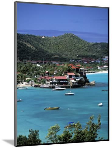 Eden Roc Hotel, St. Jean, St. Barts, French West Indes-Walter Bibikow-Mounted Photographic Print