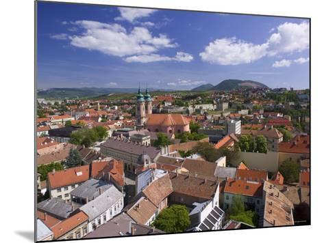 Eger, Bukk Hills, Northern Uplands, Hungary-Walter Bibikow-Mounted Photographic Print