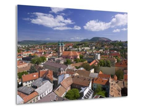 Eger, Bukk Hills, Northern Uplands, Hungary-Walter Bibikow-Metal Print