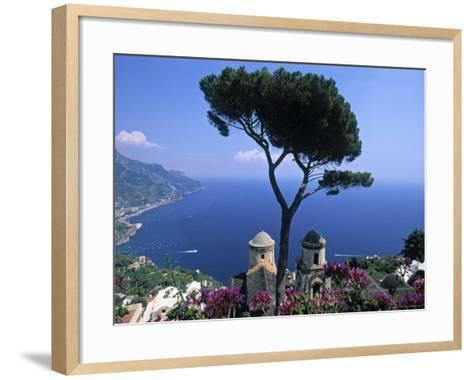 Villa Rufolo, Ravello, Amalfi Coast, Italy-Demetrio Carrasco-Framed Art Print