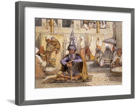 Akali Sikh-William Carpenter-Framed Art Print