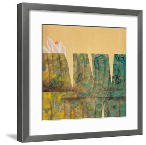 Spirits in the Heaven and Earth Series, No.8-Xu Bin-Framed Art Print