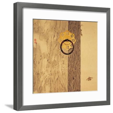 Spirits in the Heaven and Earth Series, No.10-Xu Bin-Framed Art Print