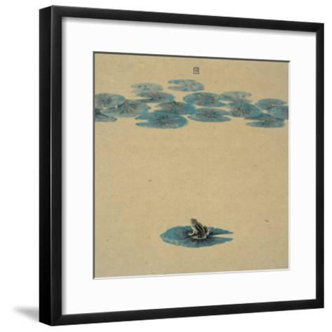 Spirits in the Heaven and Earth Series, No.17-Xu Bin-Framed Art Print