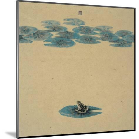 Spirits in the Heaven and Earth Series, No.17-Xu Bin-Mounted Giclee Print