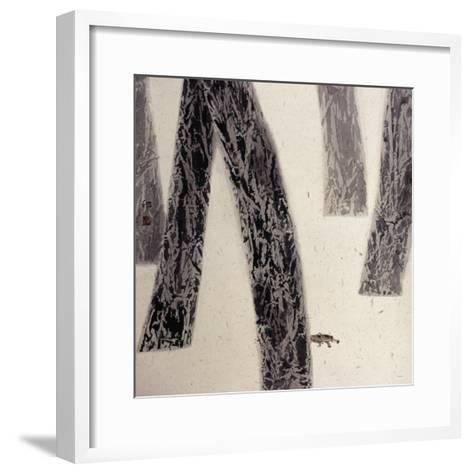 Spirits in the Heaven and Earth Series, No.18-Xu Bin-Framed Art Print