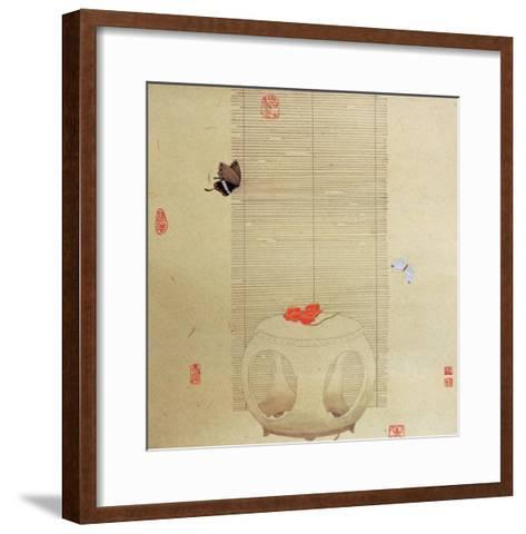 Fine Brush Work Series, No.6-Xu Bin-Framed Art Print