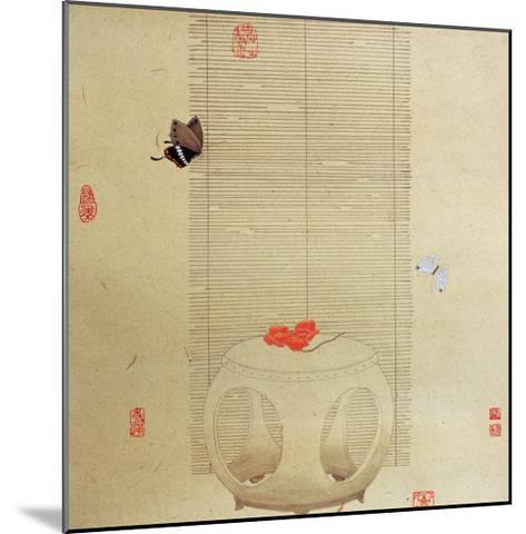 Fine Brush Work Series, No.6-Xu Bin-Mounted Giclee Print
