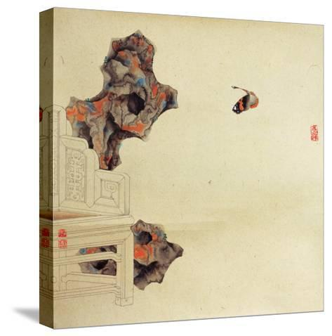 Fine Brush Work Series, No.9-Xu Bin-Stretched Canvas Print