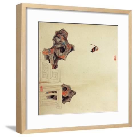 Fine Brush Work Series, No.9-Xu Bin-Framed Art Print