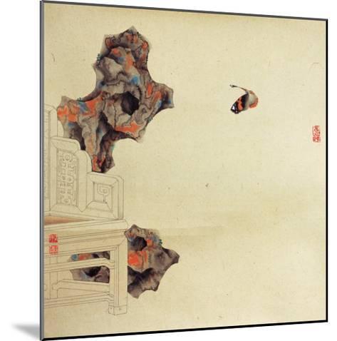 Fine Brush Work Series, No.9-Xu Bin-Mounted Giclee Print