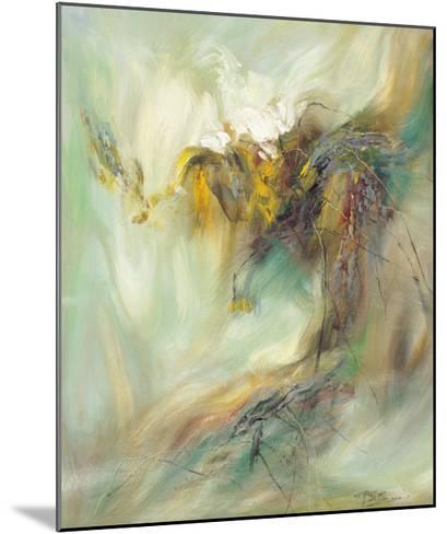 The Rhyme of Lotus, No.2-Yi Xianbin-Mounted Giclee Print