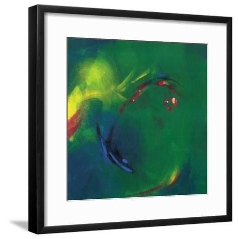 Olympic Color, No.1-Li Xian-Framed Art Print
