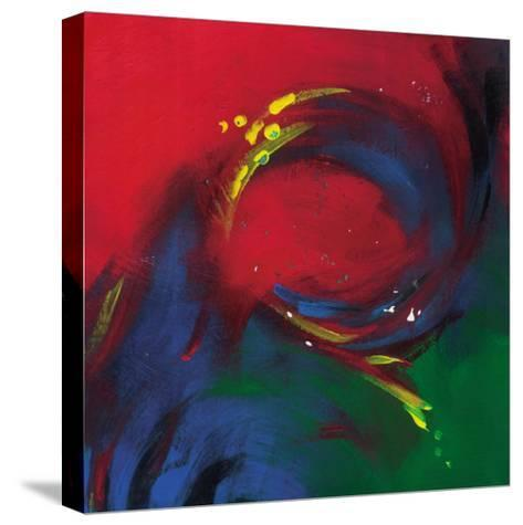 Olympic Color, No.3-Li Xian-Stretched Canvas Print