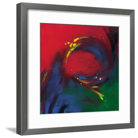 Olympic Color, No.3-Li Xian-Framed Art Print