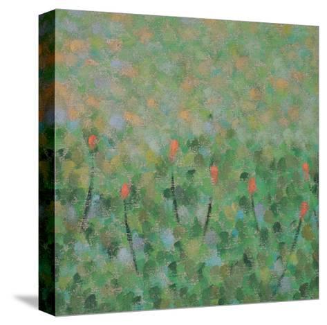 Green Culture, No.1-Gao Liang-Stretched Canvas Print
