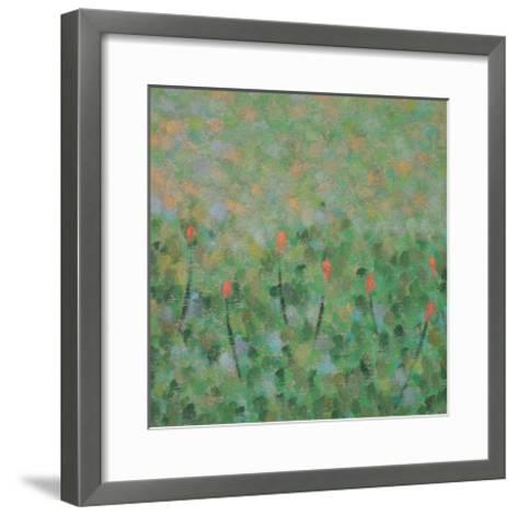 Green Culture, No.1-Gao Liang-Framed Art Print