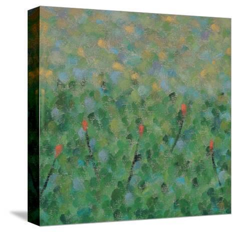 Green Culture, No.5-Gao Liang-Stretched Canvas Print