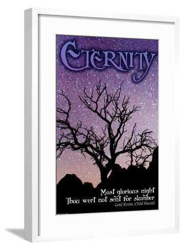 Eternity--Framed Art Print